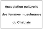 Association culturelle des femmes musulmanes du Chablais