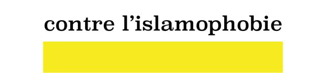 contre I'islamophobie